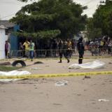 Preocupación en Soledad por alto índice de homicidios