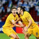 Australia se clasifica al torneo de fútbol de Tokio-2020