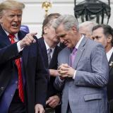 Trump firma T-Mec, acuerdo comercial con México y Canadá
