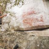 Antropólogo y arqueólogo Carlos Castaño Uribe.