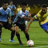 Brasil tampoco pudo vencer a Uruguay