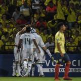 A Colombia le faltó contundencia