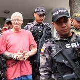Jhon J. Velásquez, 'Popeye', falleció en la madrugada de este jueves en el Instituto Nacional Cancerológico, en Bogotá.