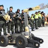 Policía tiene 3.000 agentes para custodiar Carnaval del Atlántico