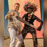 El folclor de Iván Villazón ahora suena a carnaval