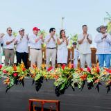 """""""Seré el interventor en jefe de este pacto del Golfo de Morrosquillo"""": presidente Duque"""