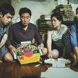 Una de las escenas de la película surcoreana Parásitos.