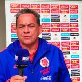 Didier Luna, ex entrenador de la selección Colombia sub-17.