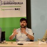 Alcalde Pumarejo estrecha lazos entre Barranquilla y Francia para el desarrollo de la ciudad