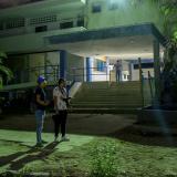 Fachada de la sede mental del Hospital Universitario Cari E.S.E.