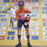 Sergio Higuita, campeón del Tour Colombia 2020.
