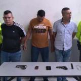 En video   Policía captura por hurto a alias el Ruso, un señalado homicida