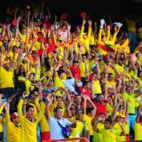 Volaron las primeras boletas de norte y sur para el partido Colombia-Venezuela