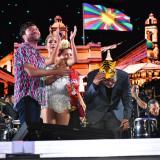 En video   Rubén Blades es declarado hijo del Carnaval