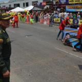 Distrito garantiza salud y seguridad durante el Carnaval 2020