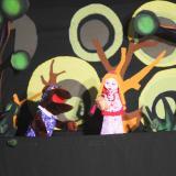 Teatro y música al Parque Cultural con la Carnavalada