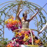 Isabella Chams, reina del Carnaval de Barranquilla.