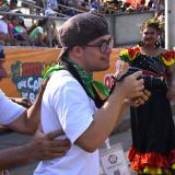 Mateo, a sus 23 años, es un artista enamorado de la fotografía. Lo primero que hizo al graduarse del bachillerato fue pedirle a su papá que le regalara una cámara.