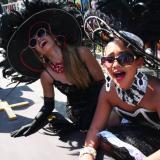 En video | La Conquista del Carnaval se vivió desde el bordillo