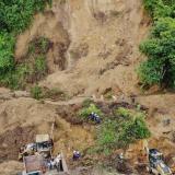 Cinco personas muertas en tragedia invernal en Chinchiná, Caldas