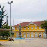 Puerto, clave para el turismo en el Atlántico: Gobernadora
