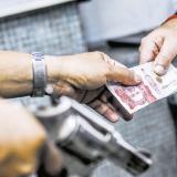 Las extorsiones, hechas por grupos delincuenciales,  son uno de los delitos más temidos por los comerciantes.