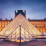 Museo del Louvre cerró a causa del  coronavirus