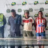 Capturan a tres hombres en Ponedera por fraude en conexiones ilegales de energía