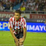 Teófilo Gutiérrez comandará el ataque rojiblanco ante el Flamengo.