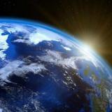 La Tierra primitiva pudo estar totalmente cubierta de agua