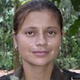 La desmovilizada guerrilla, Astrid Conde Gutiérrez