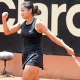 La tenista barranquillera María Fernanda Herazo competiría en el certamen.