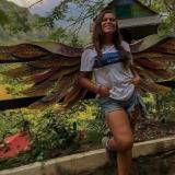 En video   La turista chilena Juanita Fernanda Espinosa apareció sana y salva en La Guajira