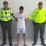 A la cárcel 'el Pollito', señalado atracador de buses