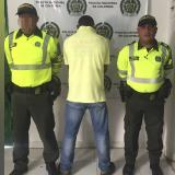 Jairo Manuel Gutiérrez, capturado por fuga de presos.