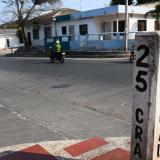 Carrera 25 con calle 36, barrio Montes.