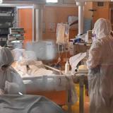 """La pandemia se acelera de manera desgarradora"": OMS"