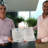 En video | Sistema de Gestión de la Universidad del Atlántico recibe certificación de Icontec