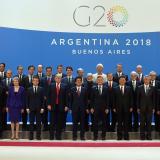 Líderes del G20.