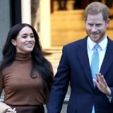 El príncipe Enrique y Meghan se mudaron de Canadá a California