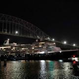 """Canal de Panamá dice que tránsito de crucero con COVID-19 fue """"excepcional"""""""