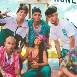 CNCO en colaboración con Natti Natasha presentan su nuevo sencillo 'Honey Boo'
