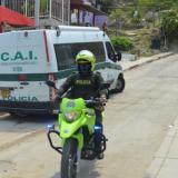 La Policía de Cartagena y la de Bolívar siguen los operativos para que la ciudadanía cumpla el aislamiento por el COVID-19.