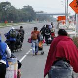 El retorno: la odisea de miles de venezolanos en Colombia