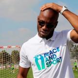 El exdelantero marfileño Didier Drogba.