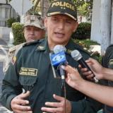 El general Mariano Botero reporta la captura de 28 personas en La Guajira.
