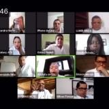 En video | Rifirrafe virtual entre alcalde Dau y concejales de Cartagena