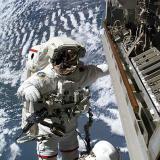 La microgravedad modifica el volumen del cerebro de los astronautas
