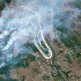 Apagado el incendio en la zona de exclusión de Chernóbil