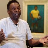 """Pelé conmemora los 108 años del Santos, el club que """"más promovió Brasil"""""""